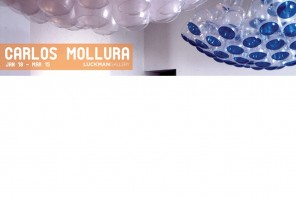 The Luckman Gallery presents Carlos Mollura