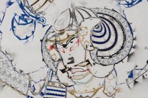 L.A. Louver presents Gajin Fujita Drawings